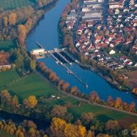 Neckarschleuse Horkheim