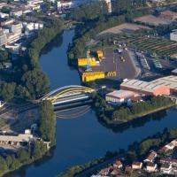 Containerhafen Heilbronn