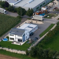 Wohnhaus mit Gewerbehalle Ilsfeld