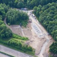 Regenwasser Rückhaltebecken Ilsfeld